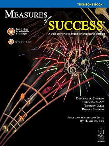 Measures of Success - Trombone Book 1