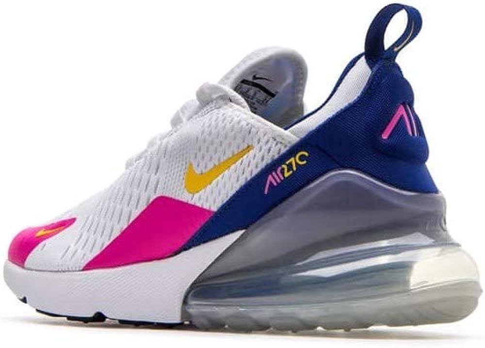 Nike Air Max 270 943346100 Couleur: Blanc Bleu Marine
