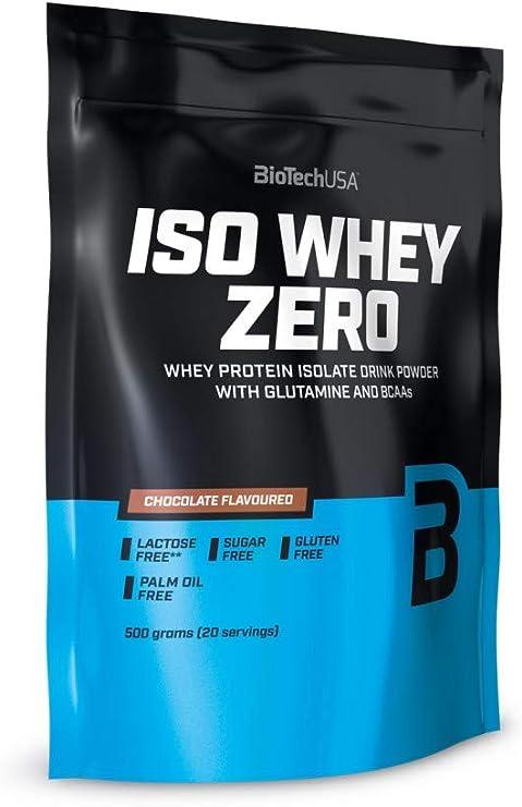 Biotech Whey Zero Lactose Free Mezcla de Proteínas - 500 gr