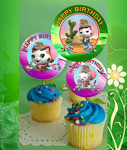 12 Happy Birthday Sheriff Callie Inspired Party Picks,