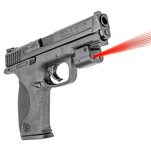 Laserlyte Shotgun Laser: LaserLyte Laser Sight Center Mass SM Rail