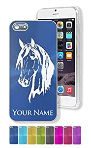 Engraved iPhone 4/4S Case/Cover - SOCCER BALL - Personalized for FREE (Click the CONTACT SELLER button after purchase and send a message with your case color and engraving request)