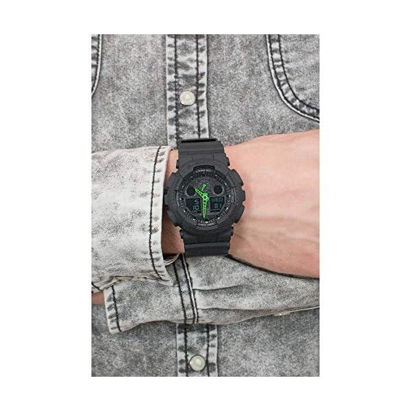 Casio G-SHOCK Reloj Analógico-Digital, 20 BAR, para Hombre 7
