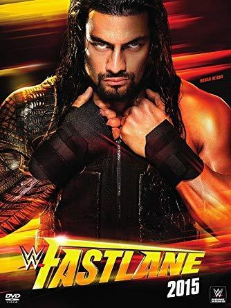 WWE: Fastlane (DVD) -