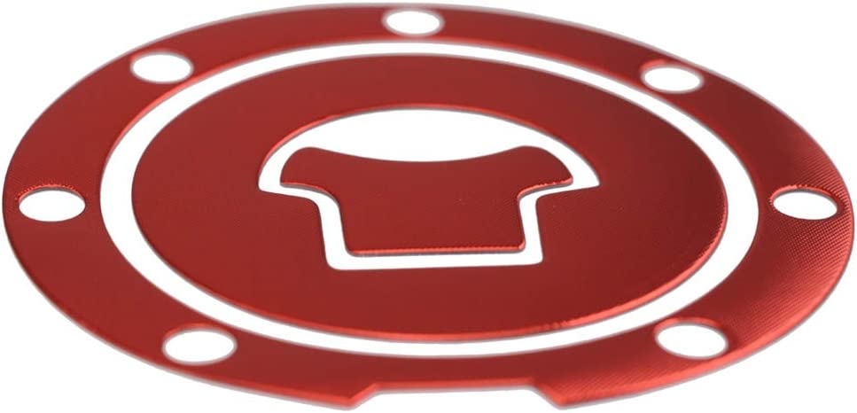 Red PRO-KODASKIN Motocycle Gas Tank Cap Filler Cover for Honda VFR800 CBR600RR CBR1000RR CBR1100XX