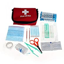 Changeshopping(TM)Emergency Survival First Aid Kit Pack Travel Medical Sports Home Bag