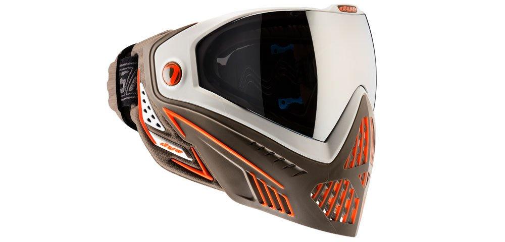 Dye i5 Paintball Goggle - Lava