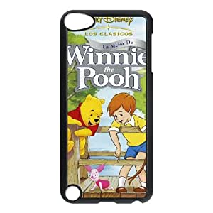 iPod Touch 5 Case Black Many Adventures of Winnie the Pooh L0544560