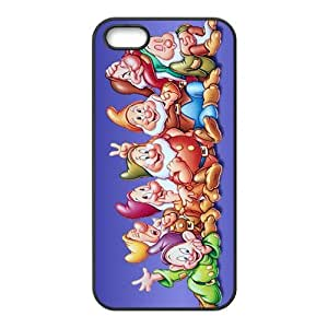 Disney anime Happy father christmas Cell Phone Case for iPhone 5S