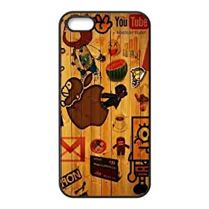 iPhone 4 4s Cell Phone Case Black Apple computer U7E1JM