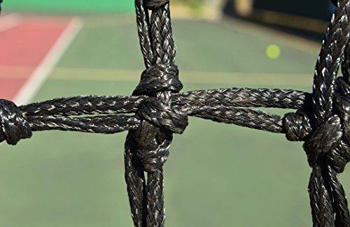 Tennis Net - 3.5mm Double Top *Highest/Best Grade of Tennis Net Available* [Net World Sports]