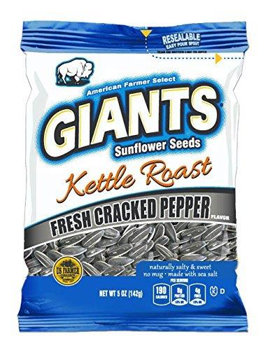 Kettle Roast – Juego de semillas de girasol variedad, 12 ...