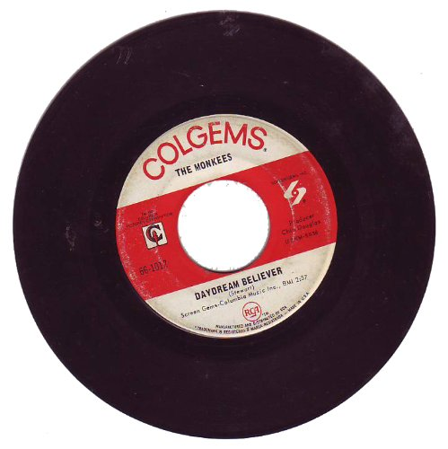 The Monkees, Daydream Believer / Goin' Down - 45 Rpm 7