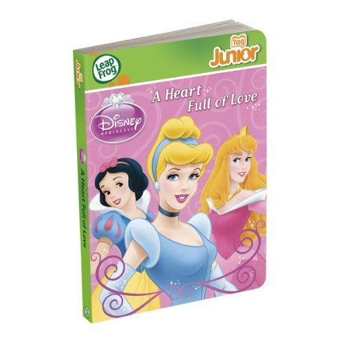 LeapFrog Tag# Junior Disney Princesses Book by LeapFrog Enterprises