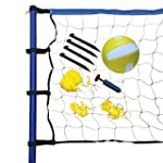 Hathaway Portable Volleyball Net/Post...