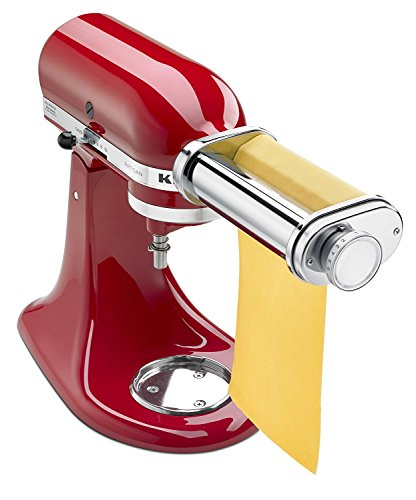 KitchenAid RKSMPSA Pasta Roller Sheet Attachment For All Kit