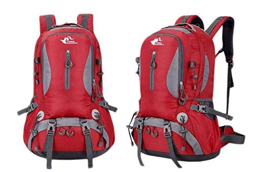 Bolsas Deportes 40L mochilas de senderismo al aire libre Bolsa recorrido senderismo impermeable de los hombres de las mujeres de los hombres que acampan Mochilas , 4 1
