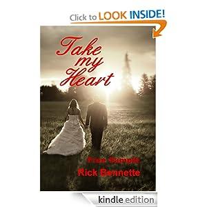 Take My Heart (Sample) Rick Bennette