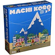 IDW Games Machi Koro The Card Game
