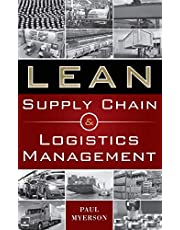 Lean supply chain and logistics management (Economia e discipline aziendali)
