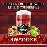 Old Spice Swagger- Confidence & Cedarwood 3 Oz