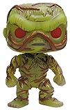 Funko Pop! DC Heroes: Swamp Thing Vinyl Figure (Glow in The Dark Version)