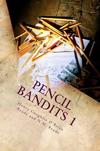 Pencil Bandits 1 (Volume 1)