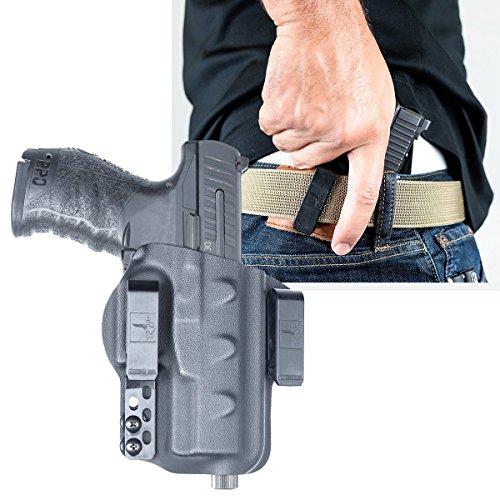 Bravo Concealment: Walther PPQ M2 9mm IWB Torsion Gun Holster