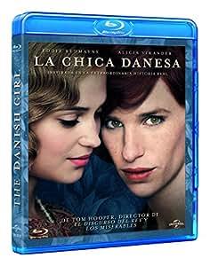 La Chica Danesa [Blu-ray]