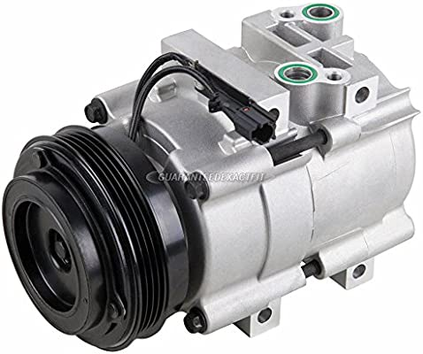 Amazon.com: AC Compressor & A/C Clutch For Kia Sorento 2003 2004 2005 2006 - BuyAutoParts 60-02096NA New: Automotive