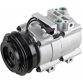AC Compressor & A/C Clutch For Kia Sorento 2003 2004 2005 2006 - BuyAutoParts 60-02096NA New