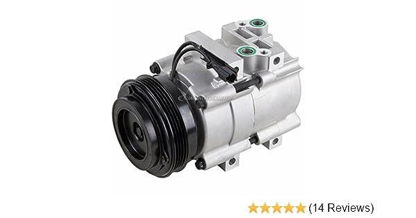 Amazon.com: AC Compressor & A/C Clutch For Kia Sorento 2003 2004 2005 2006 - BuyAutoParts 60-02096NA New: Automotive
