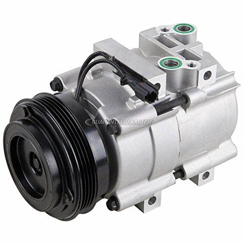 AC Compressor & A/C Clutch For Kia Sorento 2003 2004 2005 2006 - BuyAutoParts 60-02096NA New ()