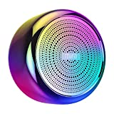 Bluetooth Speaker, MIFA i8 Portable Speaker with HD Sound / Bluetooth 4.2 / TWS Support, for iPhone/ipad/Tablet/Laptop/Echo dot (Multicolor)