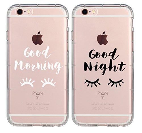 Good Morning Beautiful Handsome Sleep Eyelashes Funny