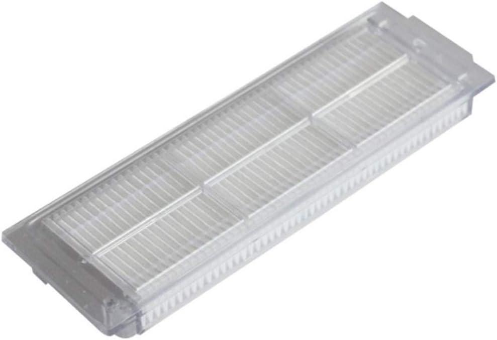 SODIAL Kit de Filtro de 10 Piezas para Cecotec Conga 3290 3490 3690 Filtro de Repuestos de Aspiradora con Cepillo