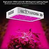 Vander 2000W Led Grow Light for Indoor Plants Veg