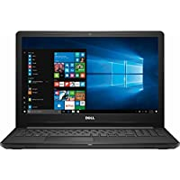 2018 Flagship Dell 15.6 HD LED Business Laptop - AMD Dual-Core A6 A6-9220 up to 2.9GHz, 8GB DDR4, 500GB HDD, DVD Burner, AMD Radeon R4, Bluetooth, HDMI, Webcam, MaxxAudio, USB 3.0, Windows 10 (Black)