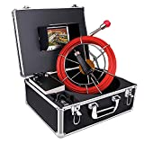 Sewer Pipe Inspction Camera,Anysun 20m-65ft Cable