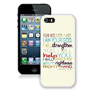 New Iphone 5s Case Custom Iphone 5 White Cover Bible Verse
