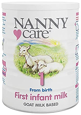 Lifestyle Wellness Blog Posts 2016 8 2 Goats Milk The Other Alternative To Cows Milk >> Nannycare Nanny Goat Milk Infant Nutrition 900 G Amazon Co Uk Grocery