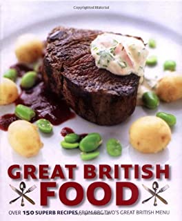 Great british menu traditional recipes amazon various great british food the complete recipes from great british menu forumfinder Choice Image