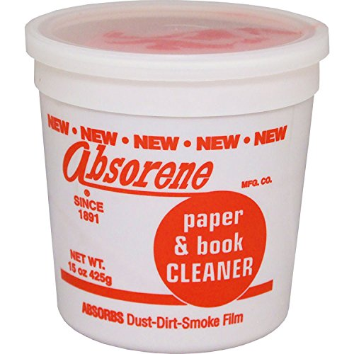 Absorene pb paper & book cleaner