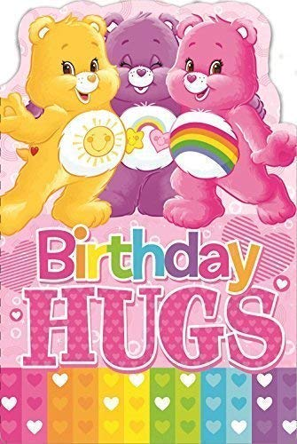 - Care Bears Birthday Hugs Birthday Card