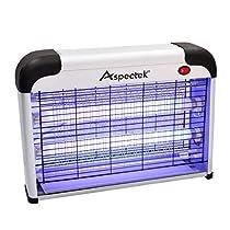 ASPECTEK Lámpara Antimosquitos Eléctrica