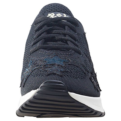 Negro Ash Lucky Zapatos Zapatillas Mujer Star wOZSXvq0