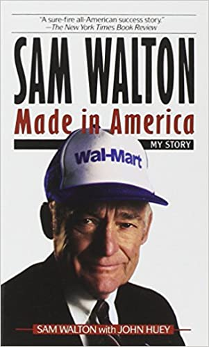 Book Sam Walton : Made in America My Story