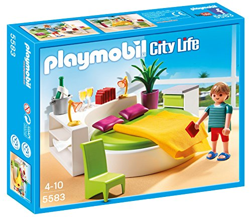 PLAYMOBIL Modern Bedroom