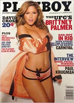 Playboy March 2012 Brittney Palmer