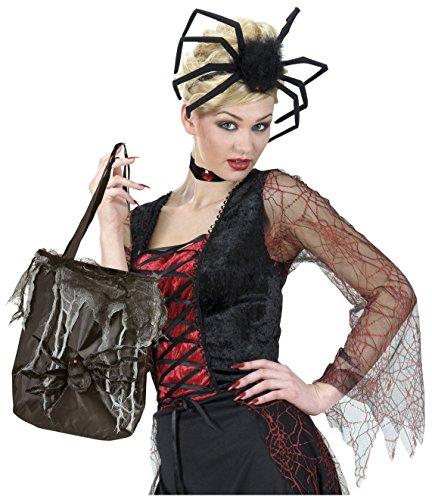 with WIDMANN and WIDMANN frayed mesh handbag 01427 01427 spider x5IqBzx